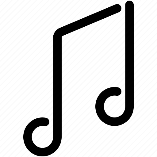 Audio, music, musical, note, sound icon - Download on Iconfinder