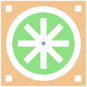 .svg, components, computer fan, computer hardware, fan, hardware, processor fan icon