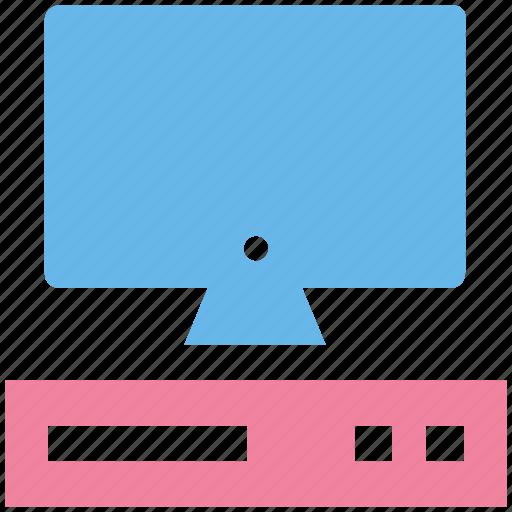 .svg, computer, cpu, desktop, device, display, lcd icon