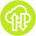 .svg, cloud, cloud computing, cloud download, cloud network, cloud upload, up and down icon