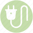 .svg, connect, electricity, plug, power, power plug, socket icon