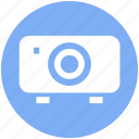 .svg, device, lumens, movie, projection, show icon icon