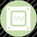 .svg, cpu, cpu processor, hardware, logic board, mainboard, motherboard icon