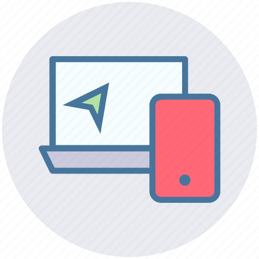 computer and mobile, display, laptop, laptop and mobile, mobile, mobile screen icon