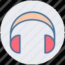 ear buds, ear phone, earphone, earpiece, headphone, music icon