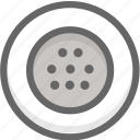 connection, datas, electronic, port icon