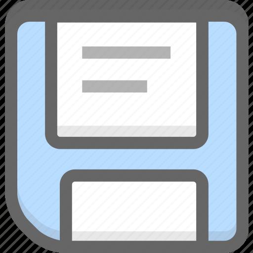 datas, floppy disk, save, storage icon