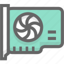 computer, display, hardware icon