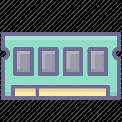 chip, hardware, memory, storage icon