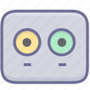 plug, ports, socket icon