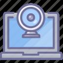 camera, computer, pc icon