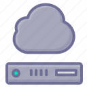 cloud, hosting, server, storage, vps icon