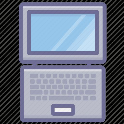 computer, laptop, monitor icon