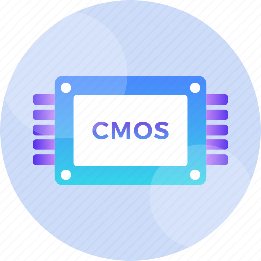 chip, cmos, component, digital, electronic, technology icon
