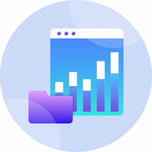 Background, data, digital, document, graph, interface, technology icon - Download on Iconfinder