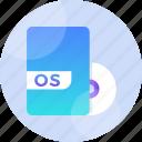 computer, desktop, installation, operating, program, software, system