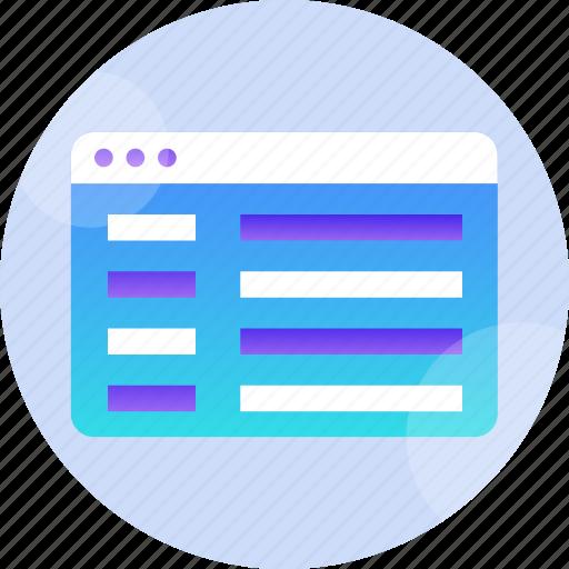 app, application, interface, program, software, technology icon