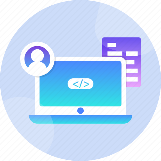 coding, de, developer, development, people, program, programmer icon