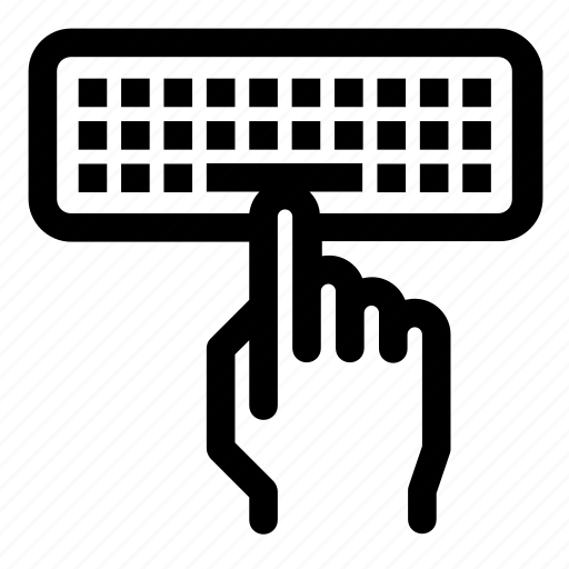 communication, computer, input, keyboard, keys, layout, text icon