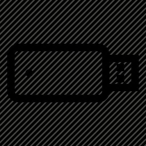 drive, flash, flash memory, memory, storage, usb, usb flash icon