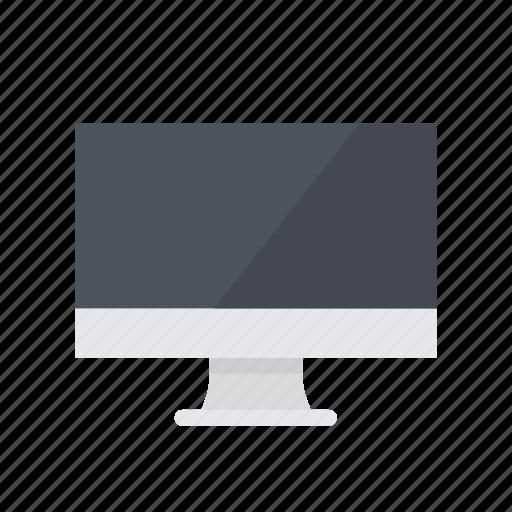 computer, mac, monitor, pc icon