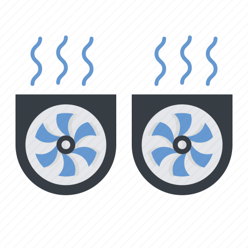 boost mode, cooling, dual fan, fan, gaming mode icon