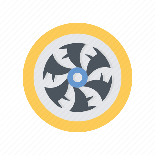 boost, cooling, fan, fast, speed icon
