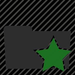 browser, computer, favorite, favourite, files, folder, star icon