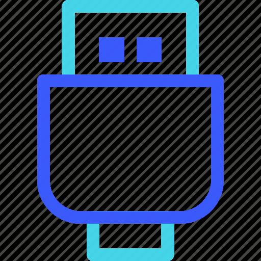 25px, iconspace, usb icon