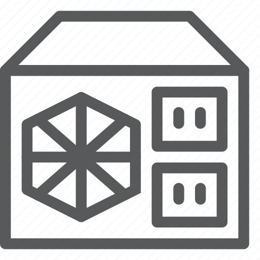 backup, computer, electricity, pc, power, supply icon