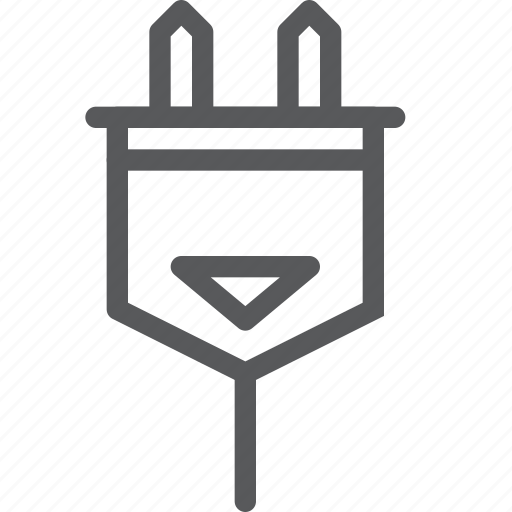 computer, connect, electric, network, plug, plugin, power icon
