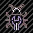 bug, fixes, security, virus