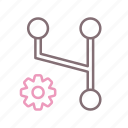 control, settings, version