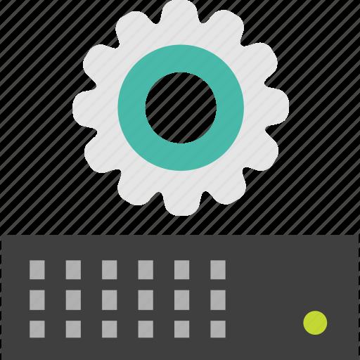 hosting configuration, server configuration, vps configuration icon