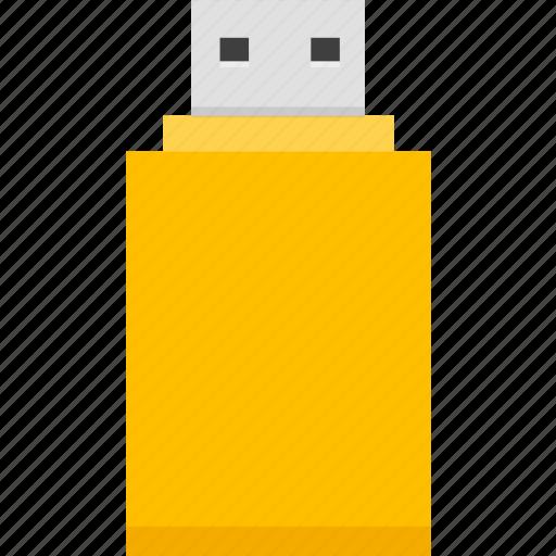 datas, flash disk, storage, u disk icon