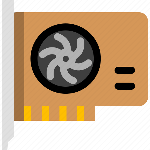 computer, device, display card, electron, hardware icon
