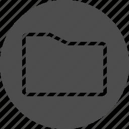 catalog, closed, dir, directory, documents, files, folder icon