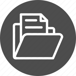 documents, file, files, folder, page, paper, sheet, text icon