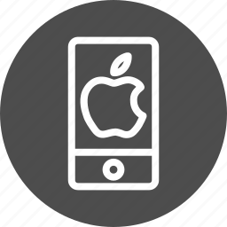 apple, apple phone, cell phone, ipad, ipod, mobile, phone, telephone icon
