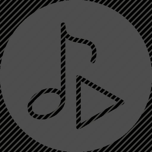 audio, media, multimedia, music, play, player icon