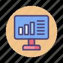 data, database, interfaces, storage icon