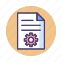 document, extension, file, settings