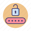 password, protection, security, shield