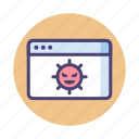 bug, computer, technology, virus