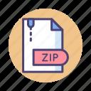 computer, document, file, zip