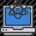 computer, laptop, macbook, pc, science