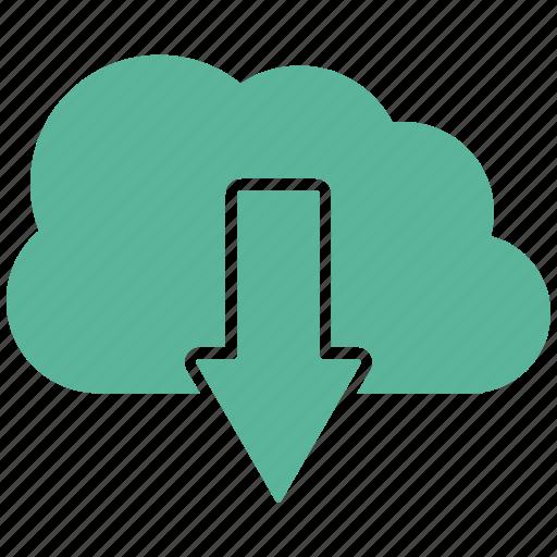 Data, database, document, download, file, save, guardar icon - Download on Iconfinder