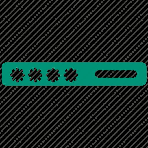 password, secret, security icon