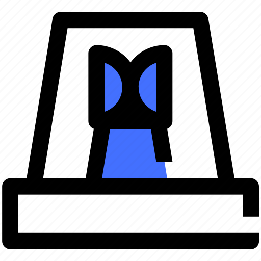 alarm, computer, data, information, security, technology icon
