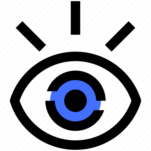 computer, data, information, internet, security, spy, technology icon